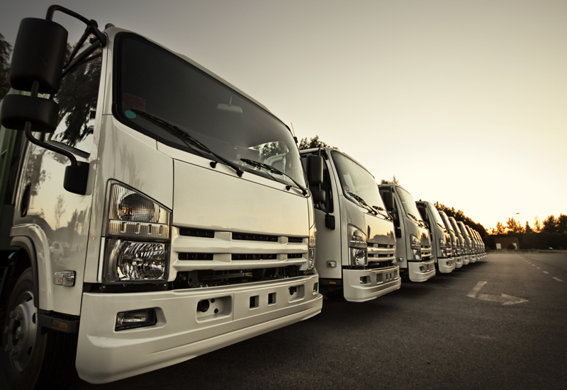 commercial vehicle security